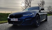 Essai BMW 530d xDrive Touring - électrodétox