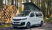 Opel Zafira Life Crosscamp Lite : le camping-car familial qui offre l'essentiel