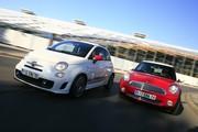 Essai Fiat 500 Abarth contre Mini Cooper : Seconde jeunesse