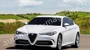Une grande berline chez Alfa Romeo en 2025 ?