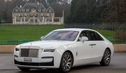 Essai Rolls-Royce Ghost MY2021 : Luxe, calme et volupté