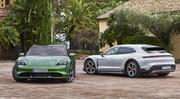 Porsche dévoile la Taycan Cross Turismo