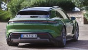 Toutes les infos sur la nouvelle Porsche Taycan Cross Turismo (2021)