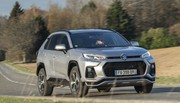 Essai Suzuki Across 2021 : clone d'hybride