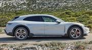 Porsche Taycan Cross Turismo : un break électrique et pratique