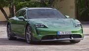 Porsche présente la Taycan Cross Turismo