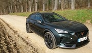 Essai Cupra Formentor VZ e-Hybrid 245 ch (2021) : que vaut le premier hybride rechargeable de Cupra ?