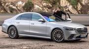 Essai Mercedes Classe S : un vaisseau admirable … de technologie