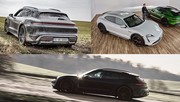 Essai Porsche Taycan Cross Turismo 2021 : week-end branché