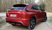 Essai Mitsubishi Eclipse Cross (2021) : la métamorphose