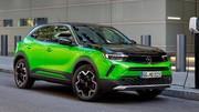Opel Mokka-e : un crossover électrique pour la ville