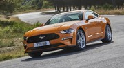 La Ford Mustang sans quatre cylindres en Europe !