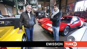 Emission Turbo : la voiture de collection; DBX; e-tron GT; UX 300e; 718 Cayman