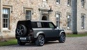 Land Rover Defender 130 : version XL et 7 places