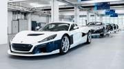 Porsche monte à nouveau au capital de Rimac