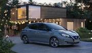 Nissan Leaf : la feuille japonaise électrique souffle ses 10 bougies