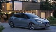 Nissan LEAF : le 10e anniversaire se fête avec une belle série limitée