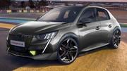 Peugeot 208 PSE (2023) : La GTi électrique arrivera sur la 208 restylée