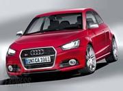 La future petite Audi A1 aura sa déclinaison sportive S1