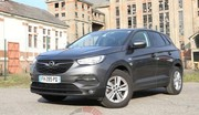 Essai Opel Grandland X : le cousin allemand