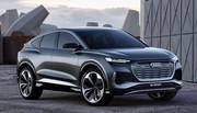 Audi Q4 E-Tron : le SUV électrique révèle son habitacle