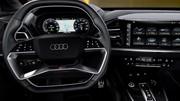 Audi Q4 e-tron (2021) : L'intérieur du SUV électrique dévoilé