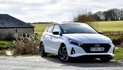 Essai Hyundai i20 1.0 T-GDi 100 48V Hybrid (2021) : tout pour plaire