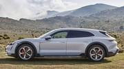 Porsche Taycan Cross Turismo, encore plus désirable