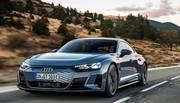 Essai Audi e-tron GT (2021) : Sois belle et tais-toi !