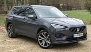 Essai Seat Tarraco e-hybrid (2021) : l'hybride rechargeable version familial