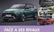 Hyundai Bayon (2021). Le petit SUV face à ses rivaux