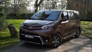 Essai Toyota Proace Verso Electric: son sex-appeal est relatif, son habitacle addictif mais son tarif laisse dubitatif