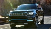 Jeep Grand Wagoneer (2021), l'Amérique à l'état pur