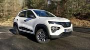 Essai Dacia Spring (2021) : que vaut l'électrique la moins chère du marché ?