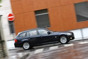 BMW Série 3 xDrive Touring Luxe : Sécurité rime avec agilité