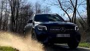 Que pensez-vous du Mercedes GLB 180d ?