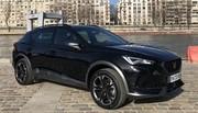 Essai Cupra Formentor TSi 150 (2021) : que vaut l'entrée de gamme ?