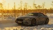 Mercedes SL (2021) : l'élégant roadster devient cabriolet 2+2 avec capote en toile