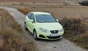 Essai Seat Ibiza 1.4 TDI Ecomotive : Pour écologiste passionné