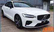 Volvo S60 (2021) : La berline premium restylée surprise en Chine