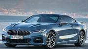 BMW Série 8 (2022) : Le restylage se dessine