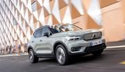 Volvo XC40 électrique: nouvelle gamme, 3 ans d'entretien et d'assurance offerts