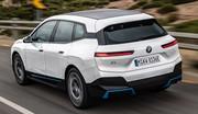 BMW iX xDrive40 et iX iDrive50 : À partir de 86250 Euros