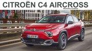 Citroën prépare un nouveau C4 Aircross pour 2022