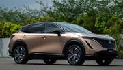 Nissan Ariya (2021) : Le SUV électrique étrenne le système e-4orce