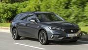 Essai Seat Leon ST 1.4e-Hybrid DSG6 2021 : alternative hybride