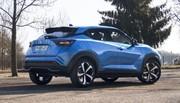 Essai Nissan Juke : esprit inchangé