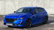 Peugeot 308 (2021) : objectif premium