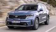 Essai du nouveau Kia Sorento hybride rechargeable