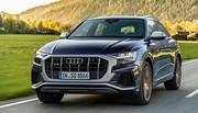 Essai Audi SQ8 TFSI : l'essence meilleure que le Diesel ?